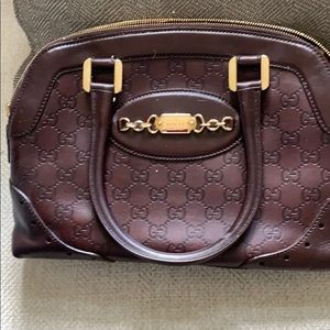 Gucci leather purse. Never used!